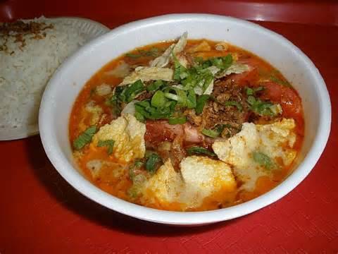 resep masakan tradisional - soto betawi